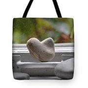 Window Hearts 2 Tote Bag