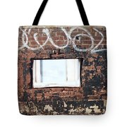 Window Into The Soul Tote Bag