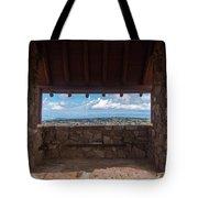 Window View - Ccc Lookout- Cedar Breaks - Utah Tote Bag