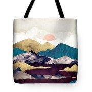 Wine Lake Tote Bag