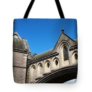 Winetavern Street Arch Tote Bag