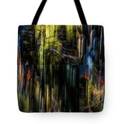 Wings Flying Out Of Time Tote Bag