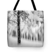 Winter Tote Bag by Okan YILMAZ