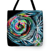 Winter Tail Just Chillin Tote Bag