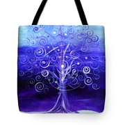 Winter Tree One Tote Bag