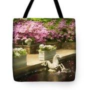 Winterthur Spring Pond Tote Bag