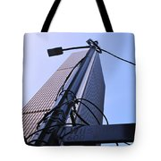 Wired Wilshire Downtown Tote Bag