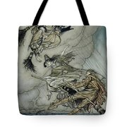 Witches, 1907 Tote Bag