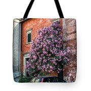 With Great Intention Tote Bag