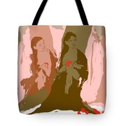 Within The Trees Tote Bag