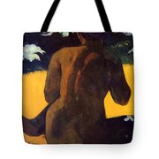 Woman By The Sea 1892 Tote Bag