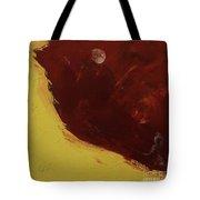 Woman In Moonlight Tote Bag
