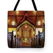 Woodstown Church Tote Bag