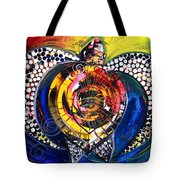 World Turtle Seven Tote Bag