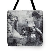 Would You Die For Him Tote Bag by Anthony Falbo