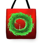 Wreath2 Tote Bag