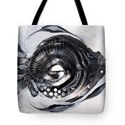 X Ray Fish Tote Bag