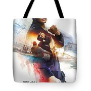 xXx Return of Xander Cage Tote Bag