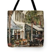 Ybor City Movie Set Tote Bag