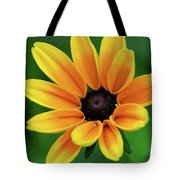 Yellow Flower Black Eyed Susan Tote Bag