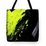 Yellow, No.2 Tote Bag by Eric Christopher Jackson