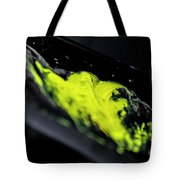 Yellow, No.3 Tote Bag by Eric Christopher Jackson