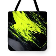 Yellow, No.8 Tote Bag by Eric Christopher Jackson
