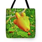 Yellow Tomato In The Amazon Jungle, Peru Tote Bag