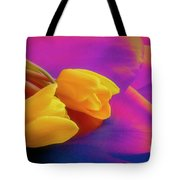 Yellow Tulips 2 Tote Bag