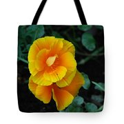 Yellow Wild Flowers Tote Bag