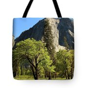 Yosemite Valley Serenity Tote Bag