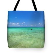 Your Dream Begins Here Tote Bag