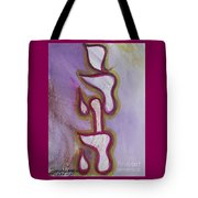 yv5 IN THE IMAGE Tote Bag by Hebrewletters Sl
