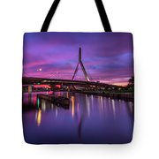 Zakim Sunset Tote Bag