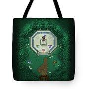 Zelda Mastersword Tote Bag