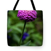 Zinnia Tote Bag by Michael D Miller