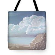Desert Mountains - Tote Bag Product by Matthias Zegveld