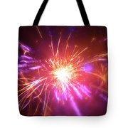Explosion of Light - Tote Bag Product by Matthias Zegveld