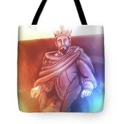 Great King David - Tote Bag Product by Matthias Zegveld