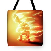 I'm on Fire - Tote Bag Product by Matthias Zegveld