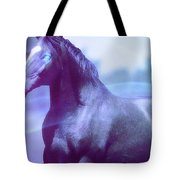 Mighty Horse - Tote Bag Product by Matthias Zegveld