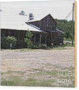 Butlers Mill Restaurant Wood Print