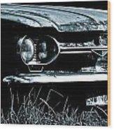 1964 Corvair 500 Wood Print
