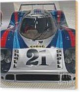 1971 Porsche 917 Lh Coupe Wood Print