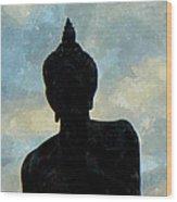 Buddha 29 Wood Print