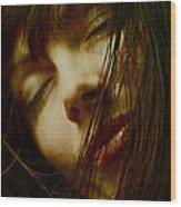 Delilah  I'm Not Samson  I'm Your Man. Tribute To Tom Jones And Leonard Cohen. Brinks Joy To Me 162 Wood Print