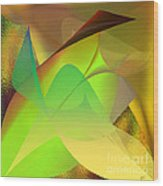 Dreams - Abstract Wood Print by Gerlinde Keating - Galleria GK Keating Associates Inc