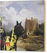 English Mastiff  - Mastiff Art Canvas Print - The Ruins Home Wood Print