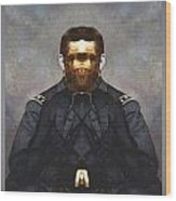 Gen. Ulysses S. Grant Wood Print