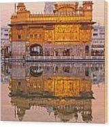 Golden Temple - Amritsar Wood Print
